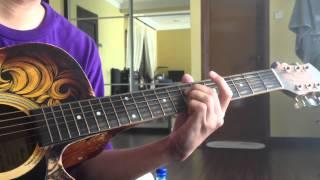 The Rain Song (Short Guitar Cover)