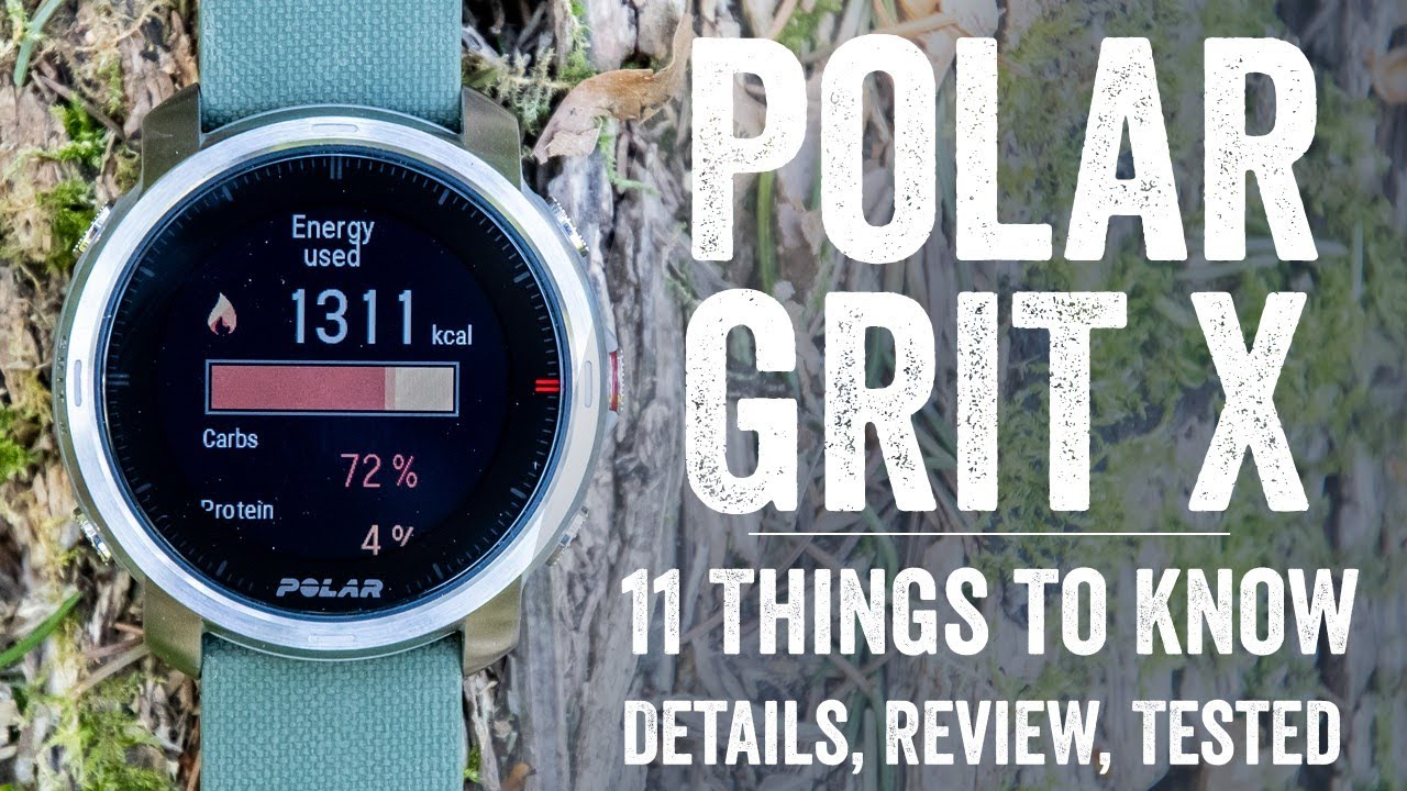 Polar Grit X Review: 11 New Things To Know!