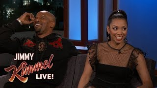 Jamie Foxx & Daughter Corinne on Their Relationship, Working Together and The Jeffersons