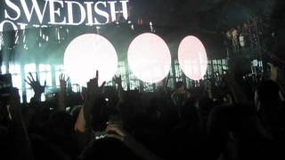 Swedish House Mafia - Leave The World Behind (Live at Masquerade Motel 2012)