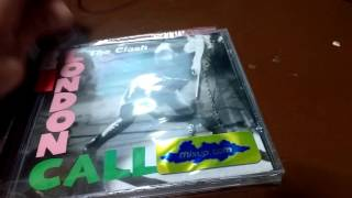 Unboxing London Calling The Clash
