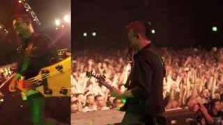 """Disturbed On Tour: Dan Playing """"The Vengeful One"""""""
