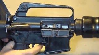 Rozłożenie i złożenie M16 Norinco
