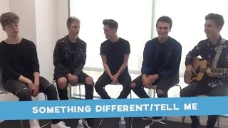 Something Different/Tell Me • Why Don't We (Live Mashup)