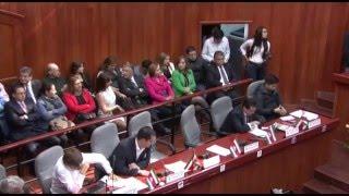 Elegido Contralor Departamental Pablo Gutierrez