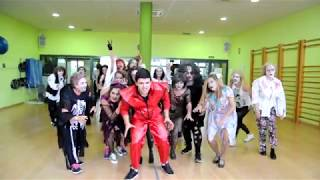 Thriller - Michael Jacson - Halloween 2017