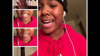 Brand New - Jazmine Sullivan cover by RayGiftedKeys
