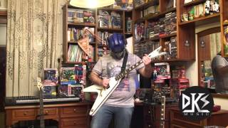 "Transformers ""Arrival to Earth"" metal cover by DKSmusic"