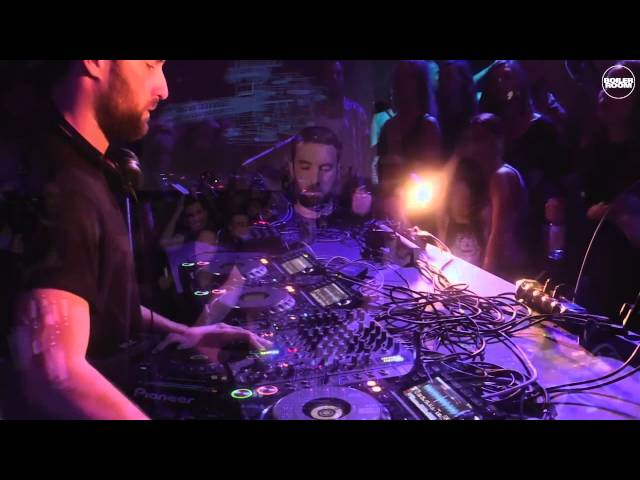Scuba en Boiler Room Berlin DJ Set