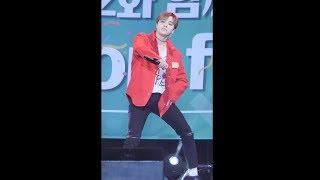 180414 아이콘 (iKON) BLING BLING [김진환] Kim Jin Hwa 직캠 Fancam (인천페스타) by Mera