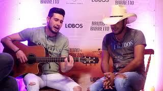 FARRA, PINGA E FOGUETE - Bruno & Barretto #acústicosblognejo