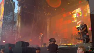 Gorillaz - Rhinestone Eyes LIVE Demon Dayz Margate June 2017