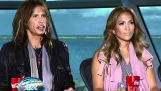 Season 10:Steven Tyler - Best Moments(Live On American Idol 2011)(Finale)