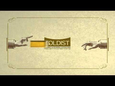 GOLDIST Borsa Yatırım Fonu Yeni Filmi - Altına yatırım yapmanın modern yolu !
