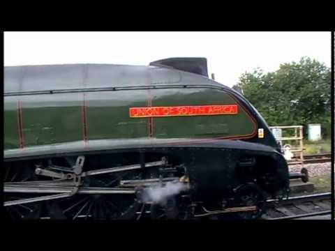 60009 Union of South Africa Cumbrian Mountain Express Wigan 18/8/2012