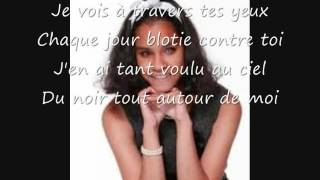Jane Constance - A travers tes yeux Paroles