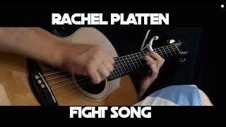 Rachel Platten - Fight Song - Fingerstyle Guitar