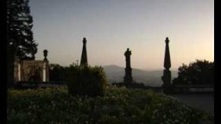 Santuário do Bom Jesus em Braga e Senhora do Sameiro