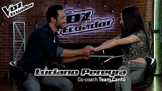 Conoce al co-coach de Paty Cantú - Se vienen las batallas - La Voz Ecuador