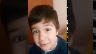 MECBUREN (Dedesinin dua öğretmek istediği çocuk)