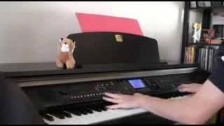 Claude Bolling - Thème de Borsalino (piano cover)