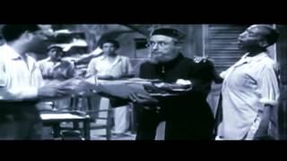 The Legend Guru Dutt in Movie Pyaasa