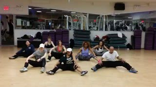 Get It on the floor - DMX- Choreo by Theresa Lavington
