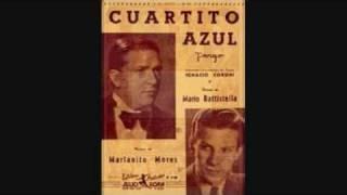 ARGENTINO LEDESMA - JORGE DRAGONE - CUARTITO AZUL - TANGO