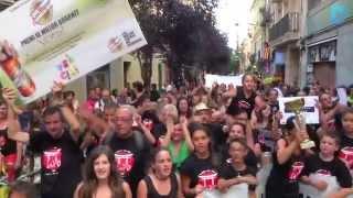 Festa Major de Gràcia 2015: Verdi guanya el concurs de guarniments