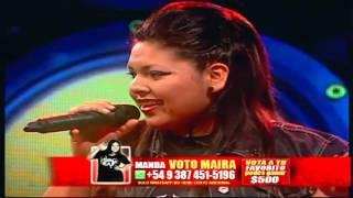 "AUN ESTAS EN MIS SUEÑOS (Maira Rossetto) COVER ""RATA BLANCA"""