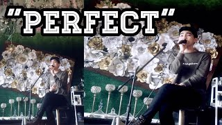 PERFECT - Ed Sheeran (They asked me to sing in a cafè) 🎶