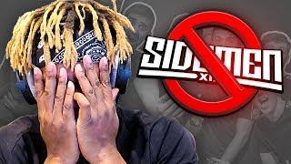 KICKING JJ OUT OF THE SIDEMEN (Sidemen Gaming)