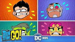 Teen Titans Go! KARAOKE | Pee Pee Dance | DC Kids