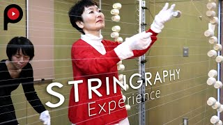 Stringraphy Experience | ストリングラフィー |A new form of instrument Only in Japan