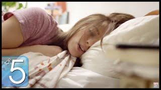 Top 5 Ways to Sleep Like a Baby w/ Elizabeth - HASfit How to Sleep Better - Improve Beat Insomnia