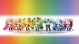 Trance - Rainbow Girl