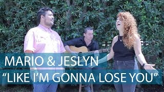 Like I'm Gonna Lose You - Meghan Trainor Feat. John Legend (Cover by Mario Jose & JESLYN)
