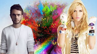 "Kesha SLAYS ""True Colors"" at Coachella 2016 with Zedd (Cleaned Up Audio)"