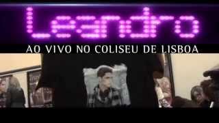 Leandro - Caso sério (Live)