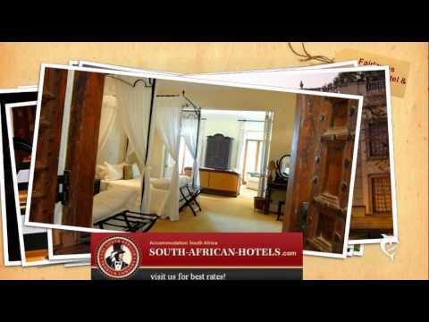 Fairlawns Boutique Hotel & Spa, Sandton Johannesburg