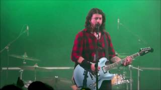 Foo Fighters - Wattershed (Audience Rehearsal) - 02/24/2017 @ Cheese and Grain, Frome UK