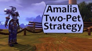 Amalia - NPC - World of Warcraft