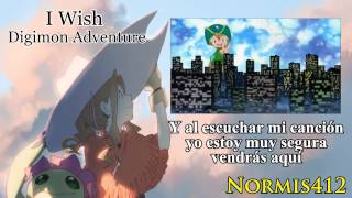【Digimon Adventure】I Wish【ENDING】Cover Latino【Tv Size Version】