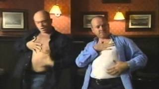 Eastenders - Grant And Phill Dance To Kung Fu Fighting