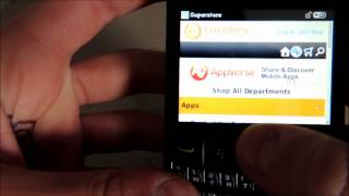 How download an app for BlackBerry without blackberry app world
