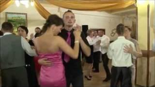 """Zespół weselny Wszystko Gra """"Siedem Czerwonych Róż"""".wmv"""