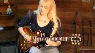 Sweet Child O'Mine by Guns N' Roses played by Emily Hastings