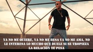 Me Marchare - Los Cadillac's ft Wisin (letra video)