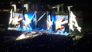 I Dissapear Metallica (Live Phoenix 2017)