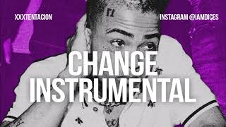"Xxxtentacion ""Change"" Instrumental Prod. by Dices *FREE DL*"